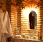 Chambre Jasmin salle de bain l riad marrakech